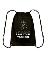 I am your teacher Drawstring Bag thumbnail