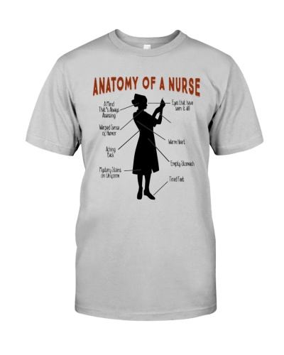 Anatomy Of A Nurse
