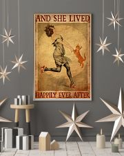 Cat Gold And She Lived Happily Ever After 11x17 Poster lifestyle-holiday-poster-1