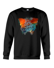 I HAVE THE SPIRIT OF A BUTTERFLY Crewneck Sweatshirt thumbnail