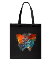 I HAVE THE SPIRIT OF A BUTTERFLY Tote Bag thumbnail