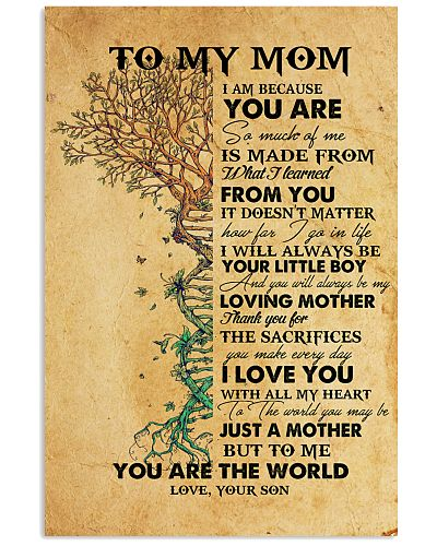 Nurse Son To My Mom Poster
