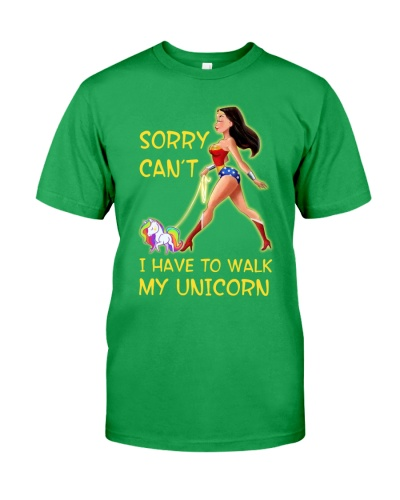 I Have To Walk my Unicorn