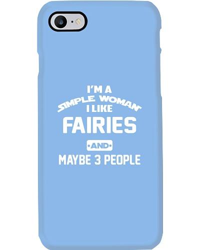 I like fairies