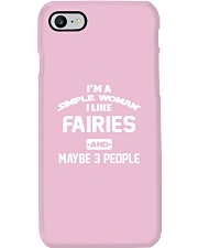 I like fairies Phone Case thumbnail