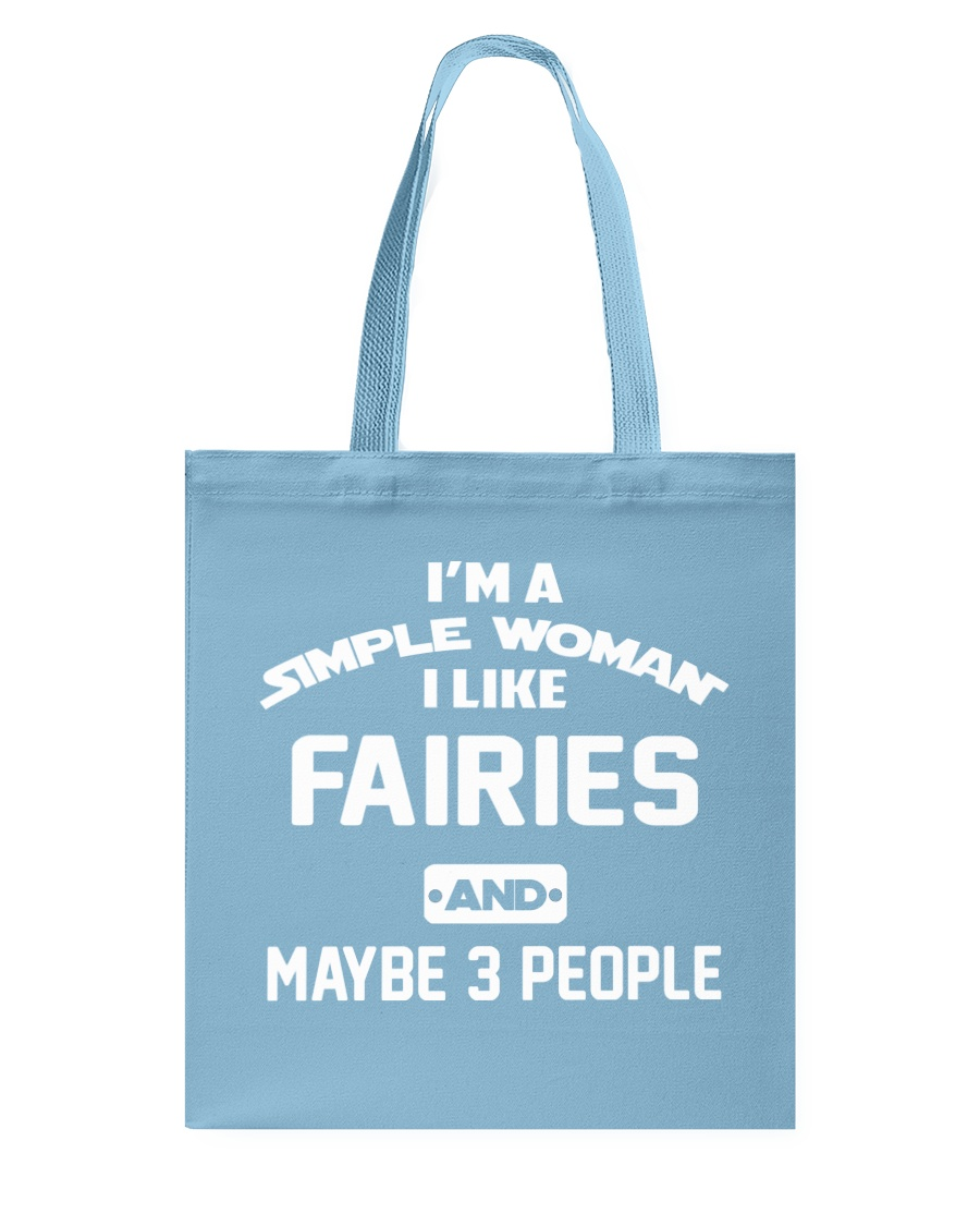 I like fairies Tote Bag