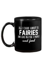 I like fairies Mug back