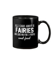 I like fairies Mug tile