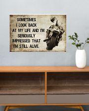 MOTORCYCLE I'M STILL ALIVE 24x16 Poster poster-landscape-24x16-lifestyle-25