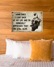 MOTORCYCLE I'M STILL ALIVE 24x16 Poster poster-landscape-24x16-lifestyle-27