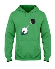 GKSW Hooded Sweatshirt front