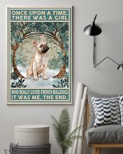 French Bulldog Gold Once Upon A Time 11x17 Poster lifestyle-poster-1