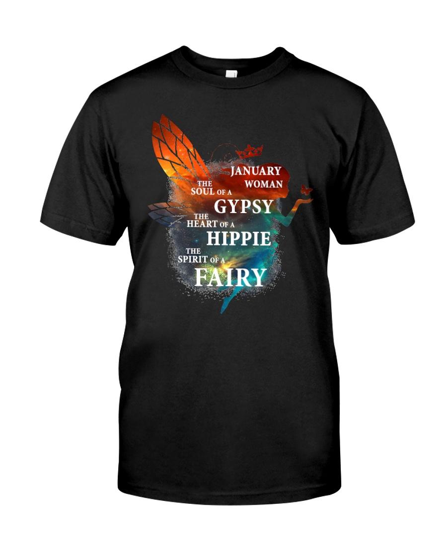 I am a January Woman Classic T-Shirt