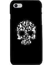 Mermaid skull Phone Case thumbnail