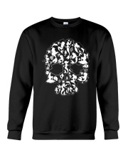 Mermaid skull Crewneck Sweatshirt thumbnail