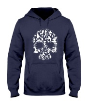 Mermaid skull Hooded Sweatshirt thumbnail