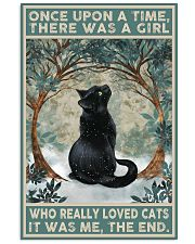Black Cat Once Upon A Time Poster 11x17 Poster front