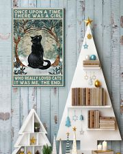 Black Cat Once Upon A Time Poster 11x17 Poster lifestyle-holiday-poster-2