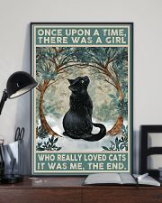 Black Cat Once Upon A Time Poster 11x17 Poster lifestyle-poster-2