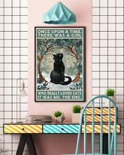 Black Cat Once Upon A Time Poster 11x17 Poster lifestyle-poster-6