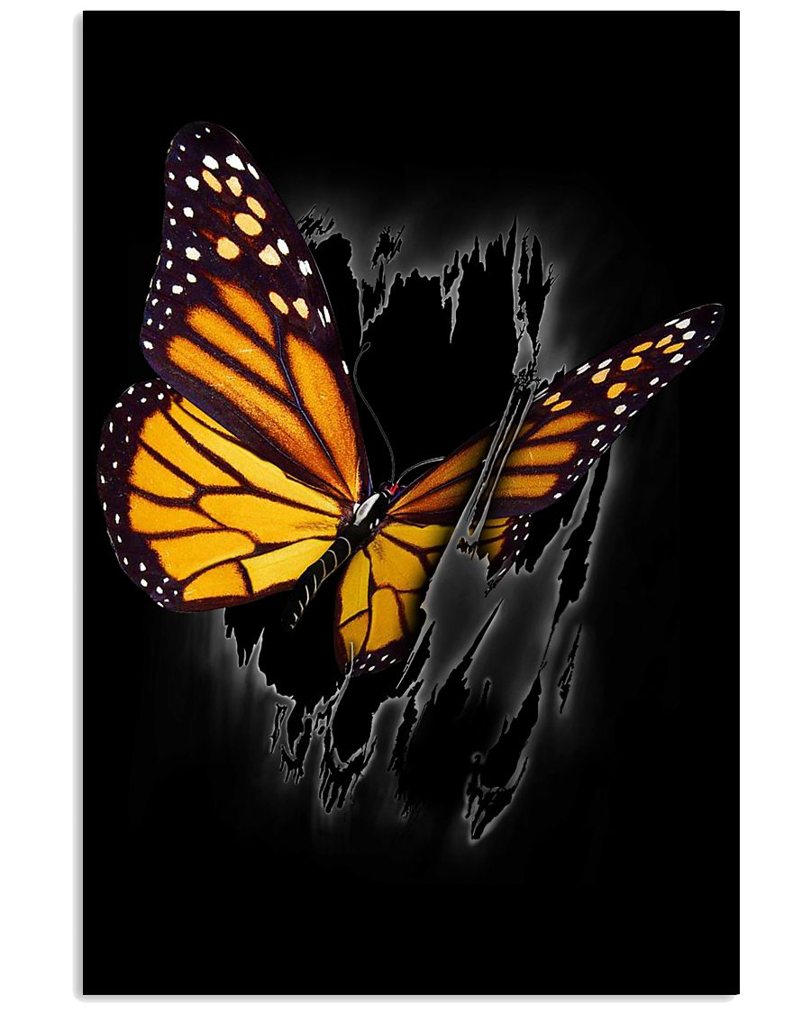 BUTTERFLY INSIDE ME 11x17 Poster