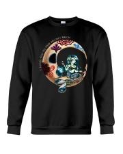 Mermaid Moon Crewneck Sweatshirt thumbnail