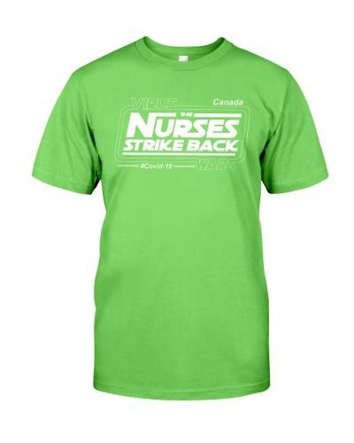 Nurse Strike Canada