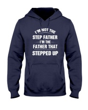 I'm The Father That Stepped Up Hooded Sweatshirt thumbnail