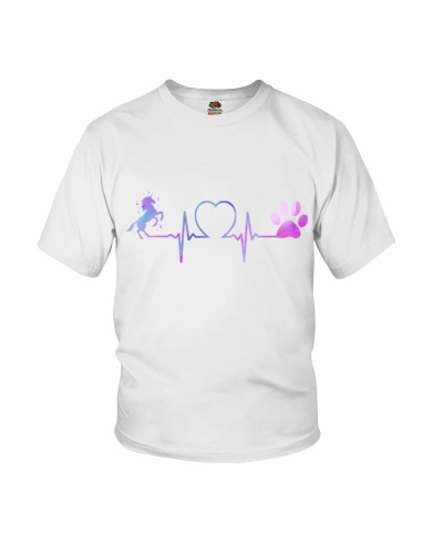 Unicorn Dog Heartbeat