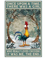 Chicken Once Upon A Time 11x17 Poster front