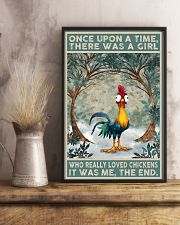 Chicken Once Upon A Time 11x17 Poster lifestyle-poster-3