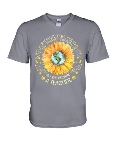 Teacher She Believed