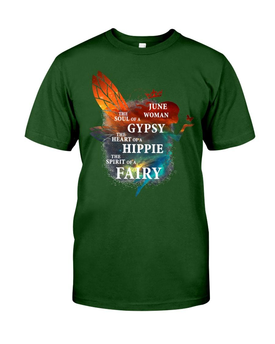 I am a June Woman Classic T-Shirt