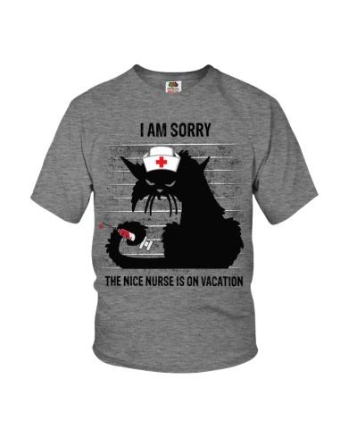 Sorry Nice Nurse Not Here Grumpy Cat