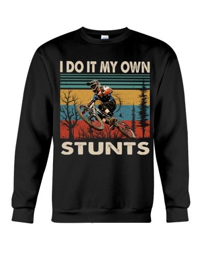 Cycling I Do It My Stunts