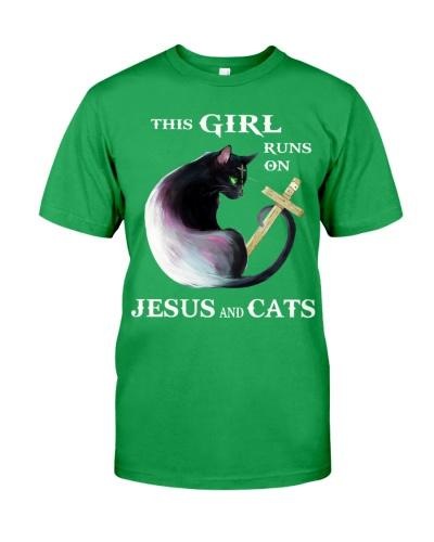 Black Cat This Girl Runs