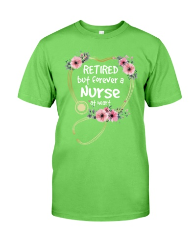Nurse Retired But