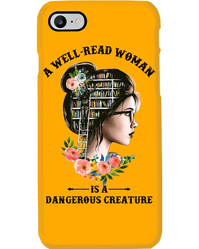 Book Well Read Woman