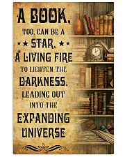 A Book A Star Expanding University 11x17 Poster front