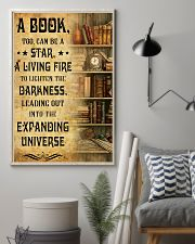 A Book A Star Expanding University 11x17 Poster lifestyle-poster-1