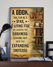 A Book A Star Expanding University 11x17 Poster lifestyle-poster-2
