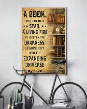 A Book A Star Expanding University 11x17 Poster lifestyle-poster-7