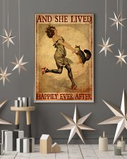 British Longhair And She Lived Happily Ever 11x17 Poster lifestyle-holiday-poster-1