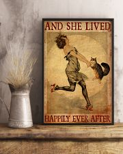 British Longhair And She Lived Happily Ever 11x17 Poster lifestyle-poster-3