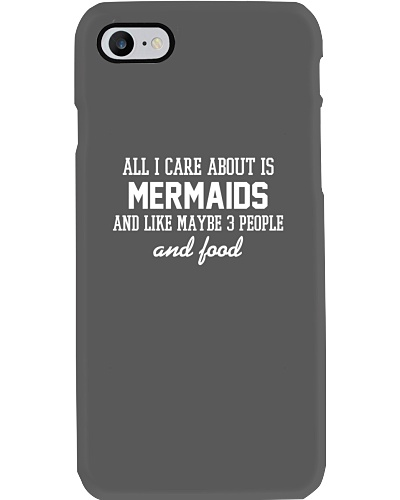 All I care about is Mermaid