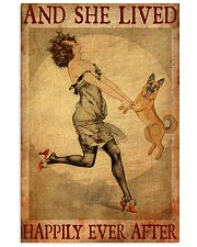 Gsd And She Lived Happily Ever After 11x17 Poster front