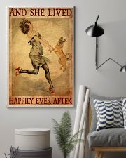 Gsd And She Lived Happily Ever After 11x17 Poster lifestyle-poster-1