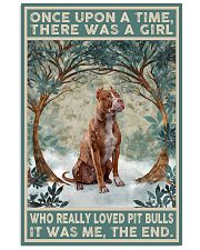 Gold Pitbull Once Upon A Time 11x17 Poster front