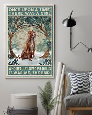 Gold Pitbull Once Upon A Time 11x17 Poster lifestyle-poster-1