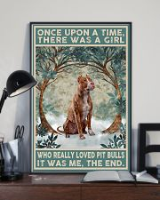 Gold Pitbull Once Upon A Time 11x17 Poster lifestyle-poster-2